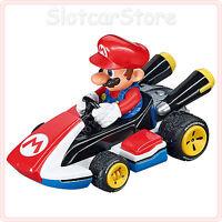 "Carrera GO 64033 Nintendo Mario Kart 8 ""Mario"" 1:43 Slotcar Auto auch GO Plus"