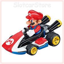"""Carrera GO 64033 Nintendo Mario Kart 8 """"Mario"""" 1:43 Slotcar Auto"""