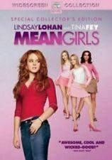 MEAN GIRLS DVD LINDSAY LOHAN 2004 FREE POSTAGE IN AUSTRALIA