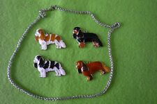 King Charles Spaniel Necklace 1 Pc
