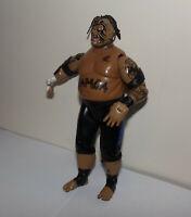 Wwe Wcw Wwf Wrestling Figure Umaga Raw Smackdown 2004 Jakks