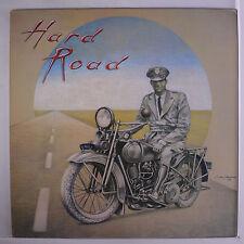 HARD ROAD: Hard Road LP (Finland) Rock & Pop