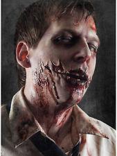 Zombiewunde Latex Karneval Kostüm Accessoires