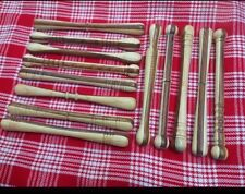 Irish Celtic Bodhran Drum Beater,Tipper,Bodhran Stick Beater,Mix Wood Beaters