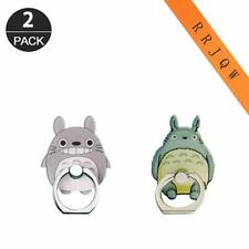 Totoro Phone Ring Holder Stand 360 Rotation For Iphone Ipad Samsung 2 Items