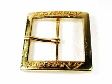 Ed Hardy Square Gold Tone Belt Buckle 72116