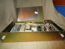 Ge Mastr Ii Master Repeater Receive Tray Assembly Pl19d416693g2 19d417546g7