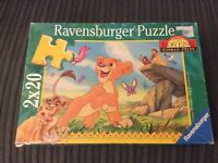 The Lion King Simba's Pride Jigsaw Puzzle Ravensburger