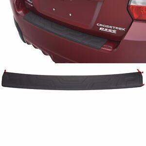 OEM 2013-2017 Subaru Crosstrek Rear Bumper Cover Step Pad Guard NEW E771SFJ401