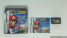 Mario Tennis Power Tour - Nintendo Gameboy Advance - GBA