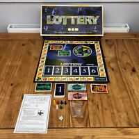 Vintage 1995 Lottery - The Game Taking The Country By Storm - Paul Lamond Games