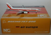NG Model 53075 Boeing 757-236 Air Europe G-BNSF in 1:400 scale