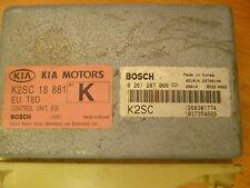 Motorsteuergerät Kia Shuma II K2SC 18 881 K 0 261 207 000 K2SC18881 0261207000