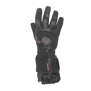 New Mobile Warming 12V Unisex Dual Power Barra Glove Black