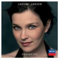 "JANINE/JUROWSKI,VLADIMIR/LPO JANSEN ""VIOLINKONZERT 2""  CD NEU"
