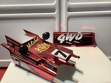 TAMIYA Hotshot RED CHROME Body Wing limited edition JAPAN ONLY RARE HTF