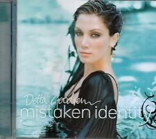 Delta Goodrem - Mistaken Identity (2004 CD) New