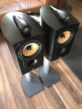 B & W Bowers & Wilkins 805 (N) incl. Original FS-N805 Stands (Neuwertig)