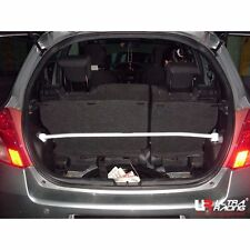 For Toyota Yaris Rear Strut Bar 2 Pts Solid Steel Rear Tower Bar ULTRA RACING