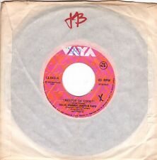 7inch CELIA, JOHNNY, JUSTO & PAPO besitos de coco US 1976 VG++ SALSA LAT (S0123)