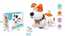 Toys For Boys Age 3 4 5 6 7 8 Years Old Kids Walking Dog Puppy With Light+Sound