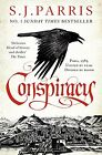 Conspiracy (Giordano Bruno 5) by Parris, S. J. | Paperback Book | 9780007481279