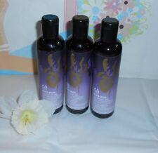 The Body Shop White Musk Midnight Iris Sumptuous Silk Shower Gel X 3 RARE