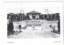 """*Postcard-""""In The Park"""" -1910-  ...El Paso, Texas. (#84)"""