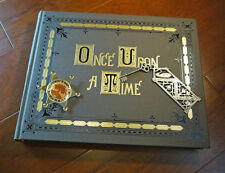 Once Upon a Time FULLSIZE handmade storybook (Read description)