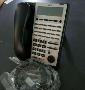 NEC SL1100 IP Phone IP4WW-24TIXH-C-TEL 1100161 BE110278 VoIP 24 Button 40+ Avail