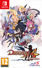 Disgaea 4 Complete+ A Promise of Sardines SWITCH