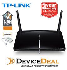 TP-LINK ARCHER D5 AC1200 Modem Router Wireless Dual Band Gigabit ADSL2+ OZ Stock