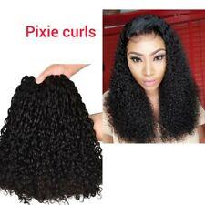 """16"""" Kachi Pixie Curly Extension Hair (2Bundles)"""