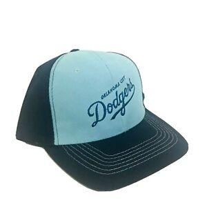 MiLB Oklahoma City OKC Dodgers Hat Los Angeles AAA LA Affiliate Snapback Cap