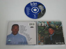 DR. DRE/BACK ´N THE DAY(BLUE DOLPHIN ENTERTAINMENT CORP. BDR3031-2) CD ALBUM