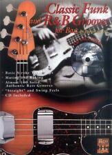 Classic Funk and R&B Grooves für Bass Noten Tab CD