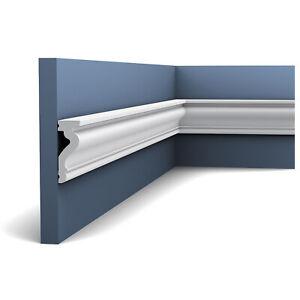 Orac Decor DX174-2300 LUXXUS Door frame door surround skirting dado rail 2.3 m