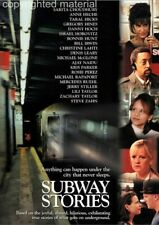 Subway Stories (DVD, 2007) New, HBO Home Video Presents