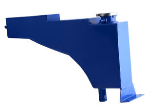 For Ford F-250 F-350 F450 99-05 Super Duty Coolant Overflow Expansion Tank Blue