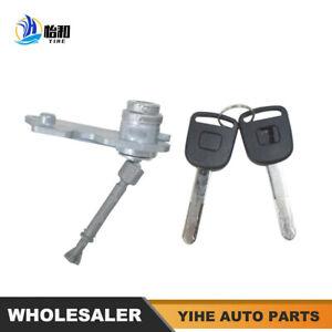 For HR-V Left Driver Door Lock Cylinder XRV Vezel 2016-2020 72185-T7A-003