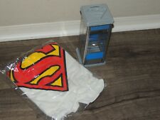 RARE Vintage Superman T Shirt 1996 Men's Large DC Comics in Phonebooth NEW!