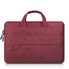 "Laptop Messenger Shoulder Bag Pouch Case Fr 11"" 13"" 15"" MacBook Air/Pro 15.6"" PC"