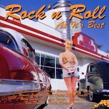 Rock 'n' Roll at its best (18 tracks) Jerry Lee Lewis, Shakin' Stevens, C.. [CD]