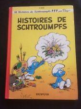 BD HISTOIRE DE SCHTROUMPFS - 52 HISTOIRES   (1976)  (PEYO)  BD41