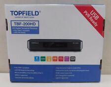 Topfield TBF-200HD HD Digital Terrestial Receiver