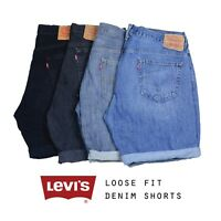 Vintage Levis Relaxed Fit Denim Shorts Levi 28 30 31 32 33 34 36 38 40