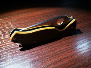 Spyderco Tenacious Folding Knife - Sprint Run