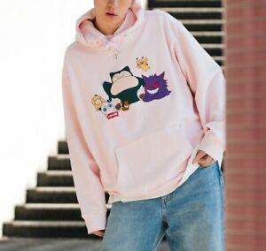 Levis x Pokemon  Special collaboration UNISEX hoodie