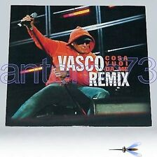 """VASCO ROSSI """"COSA VUOI DA ME REMIX"""" RARO 12"""" MIX 2005 - MINT"""