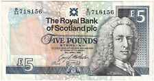 More details for 1998 | the royal bank of scotland £5 five pounds banknote | banknotes | km coins